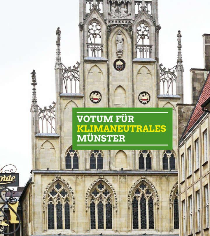 Wahlergebnis Münster